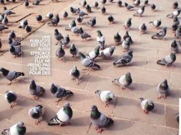 ARPP: Prendre pour des pigeons