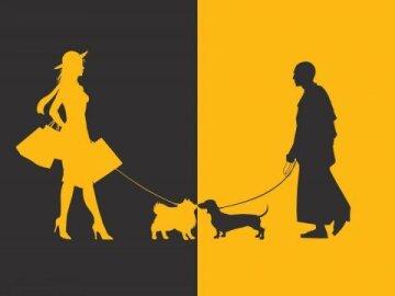 Woman/ Monk