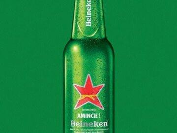 Heineken version limitée