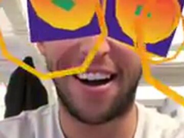 BACARDÍ & Major Lazer Snapchat Lens Music Video