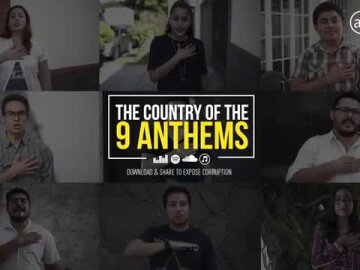 The Country of the 9 Anthems