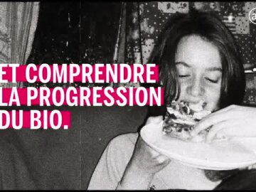 Progression du Bio