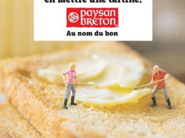 Beurre paysan breton