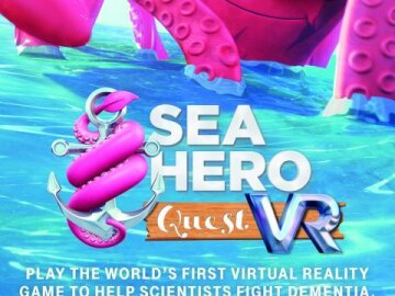 Sea Hero Quest Virtual Reality