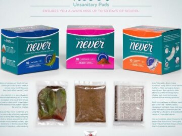 Never Unsanitary Pads