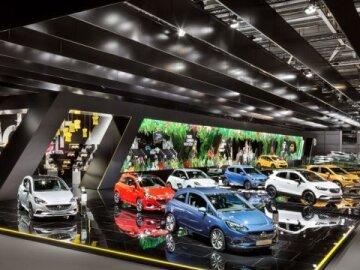 OPEL Paris Motor Show 2016