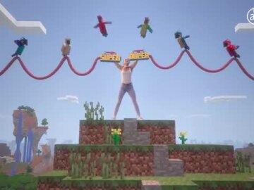 The Super Duper Minecraft Musical!
