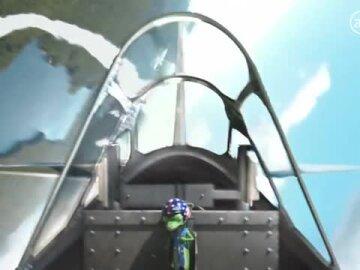 The Gecko Air Show
