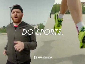 Shoepon: Do sports. Get sports.