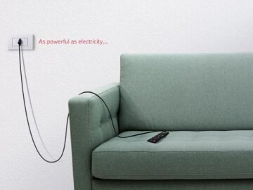 As Powerful as Electricity: Remot
