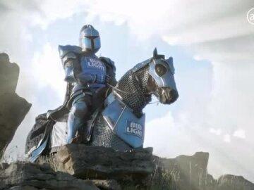 The Bud Knight
