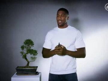Anthony Joshua: How to Dominate Gardening