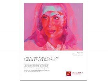 Portraits - Monika Deol Portrait