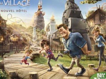 Posez vos valises au village