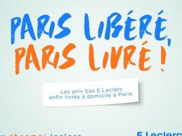 Paris libéré. Paris livré
