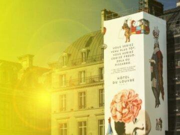 Hotel du Louvre Rebranding 4