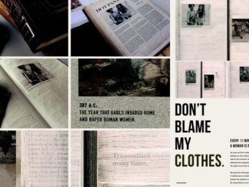 Don't Blame the Clothes
