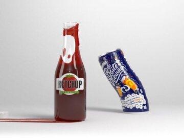 Wish can:ketchup