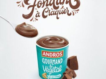 Vegetable become gourmand:Choc