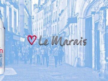 Quartier Marais