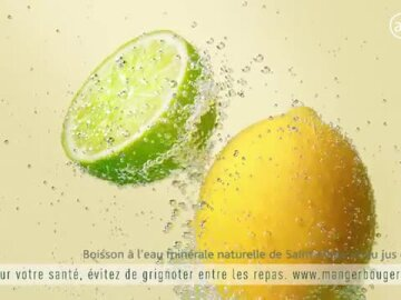 Fruits sparkling of joy- Lime