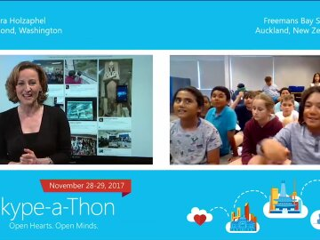 Microsoft Skypeathon