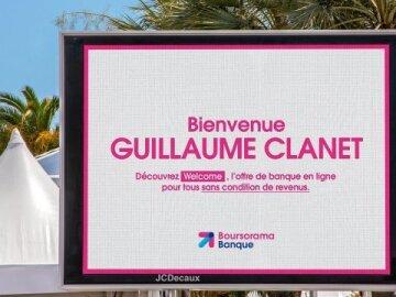 Bienvenue Guillaume Clanet