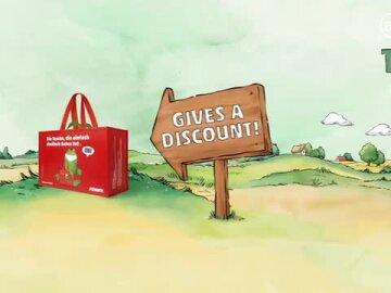 PENNY Give-Bag
