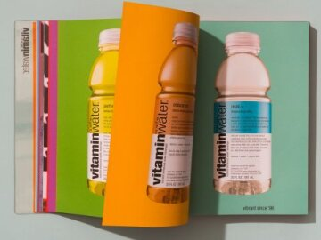 Vitaminwater Brand Book