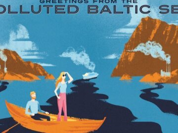 Polluted Baltic