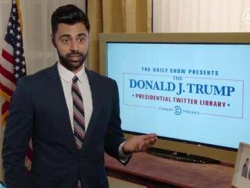Trump Twitter Museum