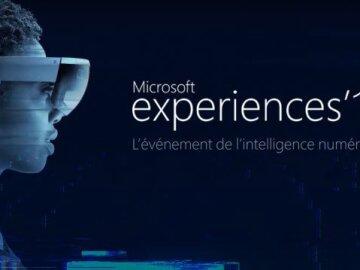 Dispositif Live et Content pour Microsoft avec experiences 17