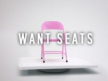 Want Seats