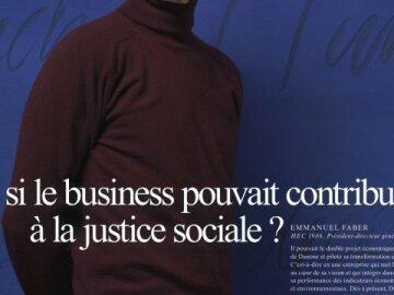 Et si le business pouvait contribuer à la justice sociale ?