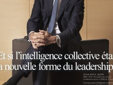 Et si l'intelligence collective était la nouvelle forme de leadership ?
