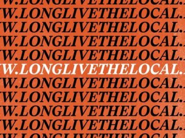 Long Live The Local - OOH 4