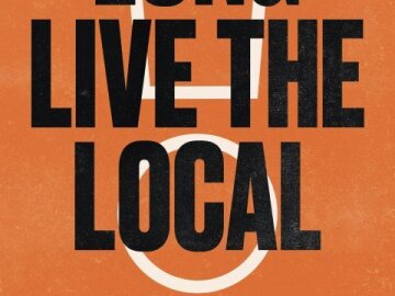 Long Live The Local - Pub Poster