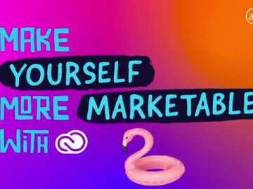 Make Yourself More Marketable with Adobe Photoshop Adobe