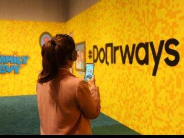 Samsung Doorways