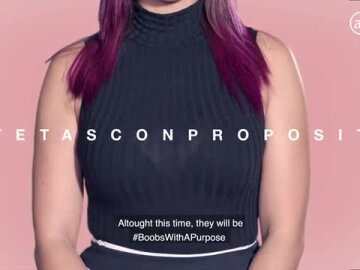 Boobs With a Purpose