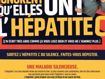75000 personnes ignorent qu'elles ont l'hépatite C