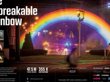 Unbreakable Rainbow