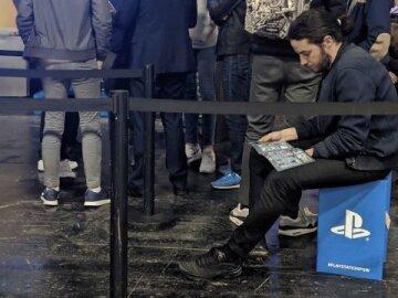 Playstation à la PGW 3