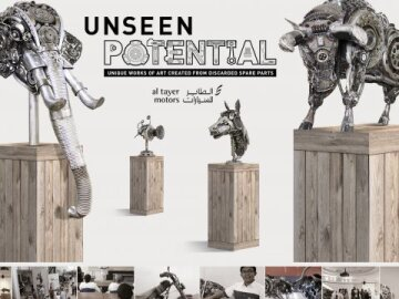 Unseen Potential (board)