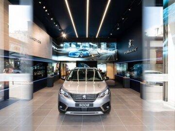 Peugeot Store