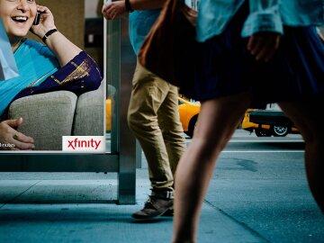 """xfinity """"Count Memories"""""""