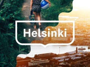City of Helsinki Brand Identity