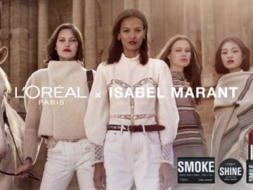 L'Oreal Paris X Isabel Marant