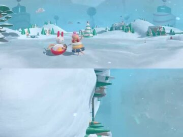 The Magic Snow Globe 360 Video