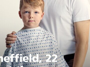 Sheffield, Father-Son, First-timers